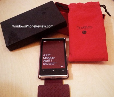 Noreve Lumia 920 Case Review