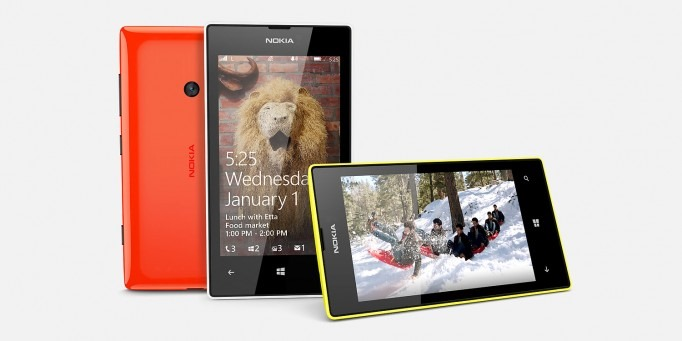 Lumia 525 Windows Phone on Sale in China