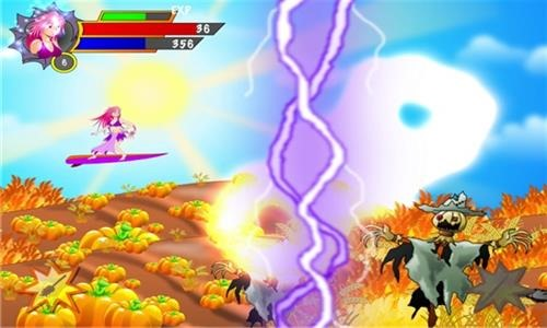 Coral: A Shoot em Up Windows Phone game, Free download
