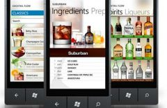 CockTail App – WindowsPhoneReview
