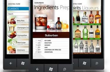 CockTail App – WindowsPhoneReview