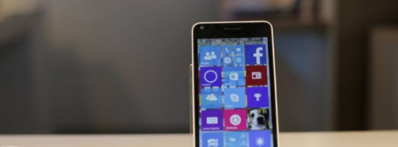 Windows Phone i1810 Review