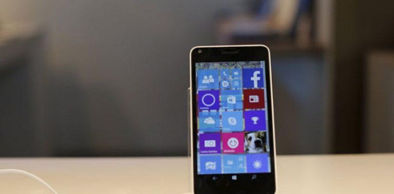 Windows Phone i1810 Review